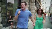比利上街、这可是 戴博拉·梅西 基佬们 Billy on the Street It's Debra Messing, You Gays!