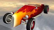 Car Disassembly 3D Custom Hot Rod 拆解+组装游戏