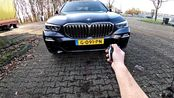 BMW X5 M50i _ 530HP 4.4 V8 BiTurbo _ 266KMH 166MPH TOP SPEED POV on AUTOBAHN