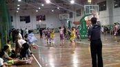 2018浙江省金华市小学生篮球赛:永康民主VS兰溪LJ(6)