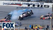 【NASCAR 2019】1000Bulbs.com 500 at Talladega Radioactive无线电对话