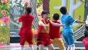 """""""欢动北京""""第八届国际青少年文化艺术交流周《虎狐秀》四川省成都市A老师课堂"""