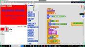 """教你如何打开scratch软件并打开文件(内含下载2.0scratch链接和用scratch制作的""""带音乐的飞机穿梭""""小游戏)"""