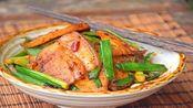 四川本地招牌回锅肉,配菜选择多样化,下饭的必备菜肴