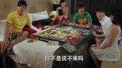 爱情公寓:阿西边为了证明自己身份,一招空手劈榴莲看呆全场,曾小贤你行吗?