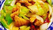 饭店的熘肥肠为啥好吃?原来大厨都这么做,鲜美好吃无异味。