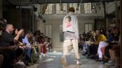 Yohji Yamamoto 春夏巴黎时装周 - Spring Summer 2018 Full Fashion Show - Menswear
