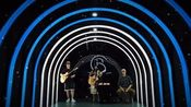 吴佳琳&杨文韬、张灿舞者跨界合作演绎原创《你的眼里住着星星》