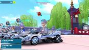 【QQ飞车】一局游戏凑齐5个平台的主播