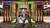 拳皇实验室:两个拉尔夫对撞谁会赢