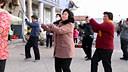 鲁南油漆厂www.sddigao.com部分中老年员工练习佳木斯广场舞