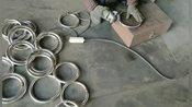 江苏天筑不锈钢金属工艺品园林景观雕塑钢环