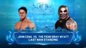 【WWE2K20】摔跤狂热36 最后站立者赛 约翰塞纳Vs邪神怀胖子
