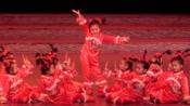 CETV绽放的向阳花2019少儿新春盛典(徐州站)—《小辫甩三甩》贝斯特幼儿园