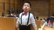 【大提琴】上学歌(演奏:5岁火车迷坦坦)