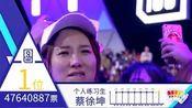 偶像练习生之9人团NINE PERCENT出道 导师练习生集体回归泪洒舞台