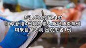 3月5日0时至24时 北京新增4例境外输入新冠肺炎病例 均来自意大利