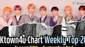 [Ktown4u Chart] Ktown4u 周榜 TOP20 Kpop Weekly TOP 20 (8/27~9/2, 2018)