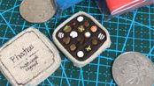 【粘土】9块的材料制作出99的饼干大礼盒
