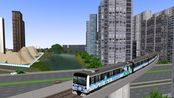 巴士模拟2 #39 : 前进市v1.0正式 前进一中专线1路 开往稻香村 新学生专线之前进一中专线试玩 | MB Vario 812D manual