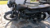 记忆中的摩托车,自行车已不在,你见过这种车吗?