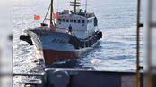 美国都不敢得罪中国这股海上力量,对手们不止一次的吃了大亏!