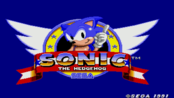 [Unknown Sonic Hack Title] Sonic Advance 3 - Cyber Track Zone Act 1