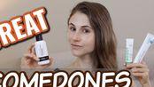 【dr dray】皮肤科医生的建议:白头|闭合性粉刺用什么产品治疗