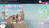 SadJoyful_DZ丨255PP 98.10%(A)丨No title[jieusieu's Lemur]+nomod