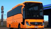 【YouTube】欧卡2 1.37客车mod_Mercedes-Benz Travego X 2020
