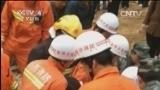 [中国新闻]山西临汾:山体崩滑致8人掩埋 1人获救7人遇难