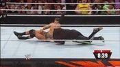WWE最新赛事 科迪罗德获得金腰带.pfv