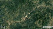 地图里看区域发展,福建省龙岩市永定区城市建设进程
