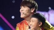 中国新声代10岁小姑娘一首《手心手背》听哭台下母亲,更让导师曹格动容!