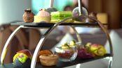 【醉翁之意】洲際酒店下午茶|無敵維港景致 賞景嚐糕餅雙絕|Intercontinental Hong Kong Afternoon Tea