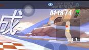 QQ飞车手游 随然刷机不够你们快 但是实战我还是可以稳住 为什么刷图我就出不了记录,反而实战长城无宠1:18:78