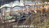 鹿泉西部长青柳仙谷、景色优美溪水潺潺、适合情侣游玩嬉戏