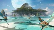 阿凡达2:发布概念图,卡梅隆大玩水下技术!领略潘多拉海洋全景