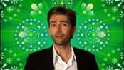 【David Tennant】提提在The big fat quiz上的短暂露脸(超甜!)