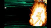 【MUGEN】里草 VS Mr.kyo 山崎龙二 夏米尔 姬柊雪菜;里草燃烧生命技能效果演示;什么花里胡哨的,老子就是一拳。