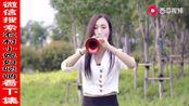 22nx 唢呐妹子演奏一曲《猪八戒背媳妇》曲美人美,旋律美妙