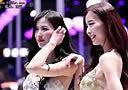 2013上海车展必看车模之东风起亚双胞胎姐妹:朱雯朱静