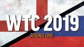 【工会球】WTC(世界团队锦标赛) 2019第一轮 Masons Vs. Union