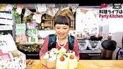 【大胃女王】俄罗斯佐藤 直播第三弹 圣诞老人演唱会!用大家选择的食材做卷蛋糕!直播日期配信12-22日 21:30