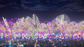 【Fwsim】全程高能!庆祝某科学的超级电磁炮重新开更模拟城市大型焰火表演(南條愛乃 - LEVEL5 -Judgelight)重置版