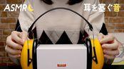 【助眠向】Hatomugi小姐姐- Ear Cupping, Tapping & Scratching ???? Headphones ???? No Talk