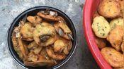 婆婆用4斤米,8两黄豆,做出一道阳山特色小吃-豆浆糍!
