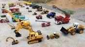 儿童趣味玩具:一起来在玩具汽车中找相同,你能找到一样的车吗?