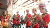红白喜事:湖北恩施(干家坝)女子锣鼓队!
