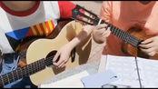 【补发一个去年夏天的视频】尤克里里弹唱 周杰伦 稻香 希望疫情早日结束 待阳光明媚之时我们还可以出来约琴